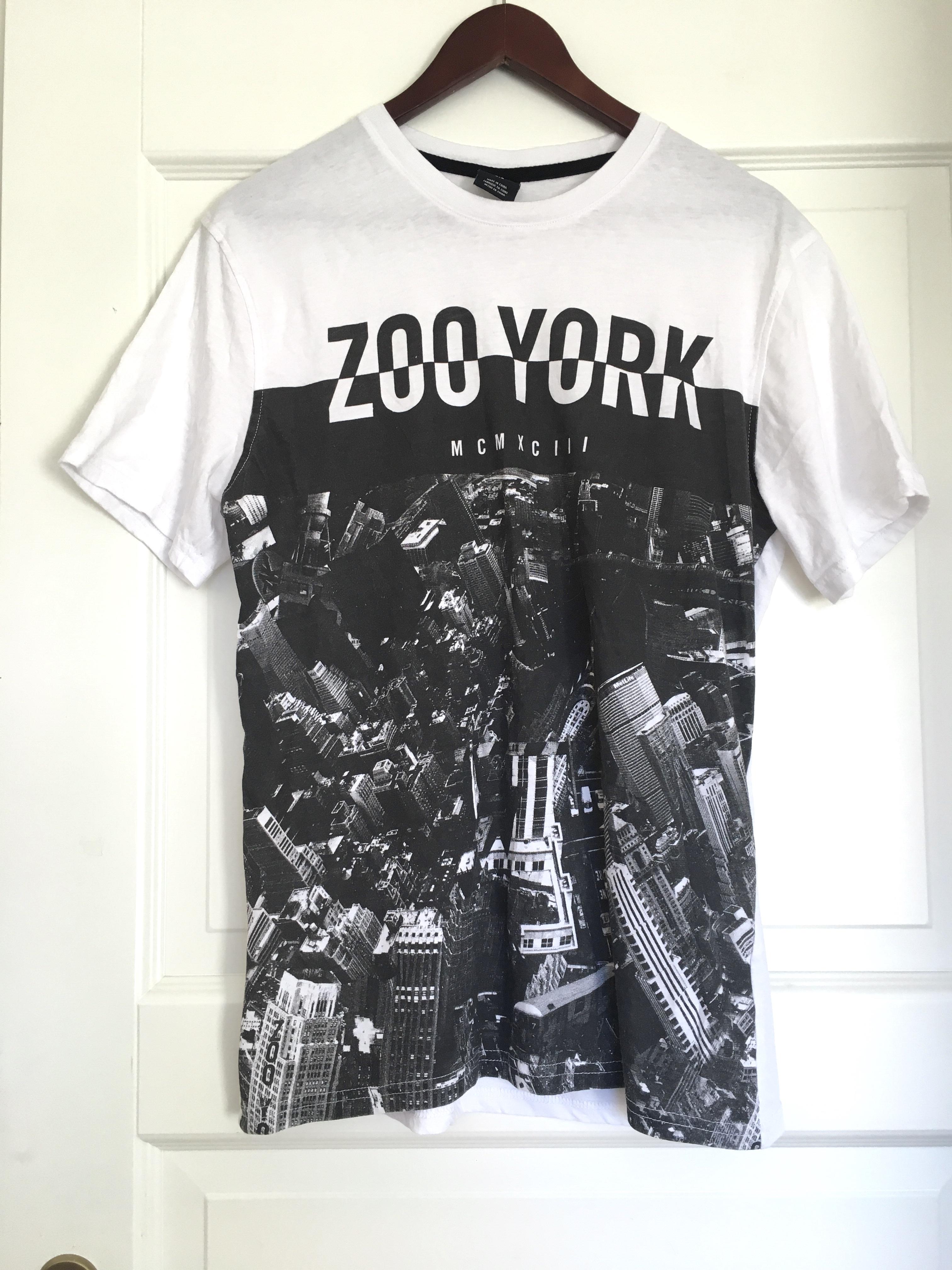 Miesten Zoo York pusero, Vaatteet ja kengä